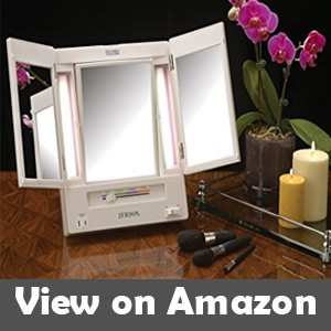 16 Best Lighted Makeup Mirrors To Buy 2019 Ultimate