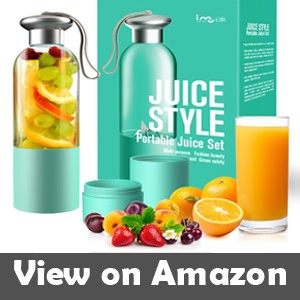 I-MU Portable Mixer, Electric Juicer