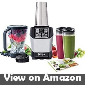 Ninja BL486 Personal Blender 1000-Watt Auto-iQ
