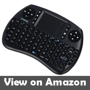 WOSUNG Wireless Mini Keyboard with Mouse Combo Work