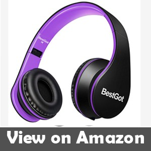 BestGot Kids Headphones Girls Boys Over Ear