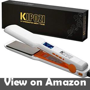 KIPOZI-Pro-Nano-Titanium-Flat-Iron-Hair-Straightener
