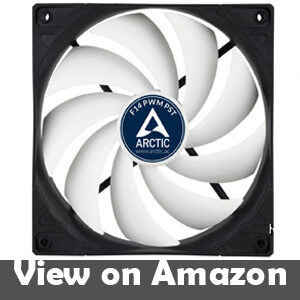 ARCTIC F14 PWM PST Value Pack – 140 mm PWM Case Fan