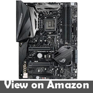 ASUS ROG Maximus USB 3.1 ATX Motherboard