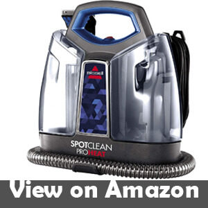 BISSELL SpotCleanProHeat Stain Carpet Cleaner