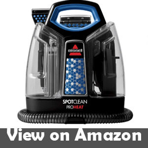 Bissell SpotCleanProHeat Portable Spot Cleaner