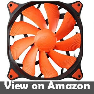 COUGAR Vortex CFV14HP 140mm Hydrodynamic Bearing PWM Case Fan