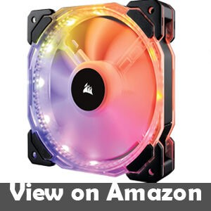 Corsair HD Series HD140 RGB LED 140mm High-Performance