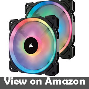 Corsair LL Series LL140 RGB 140mm