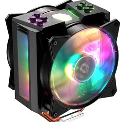 MasterAir MA410M Addressable RGB CPU Air Cooler