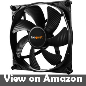 Silent Wings 3 140mm PWM, BL067, Cooling Fan
