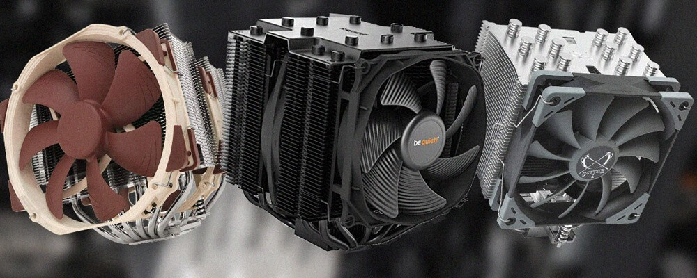 best cpu coolers for i7 8700K