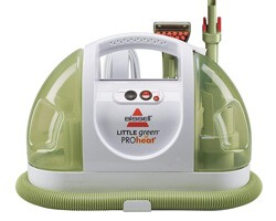 best portable carpet steam cleaner