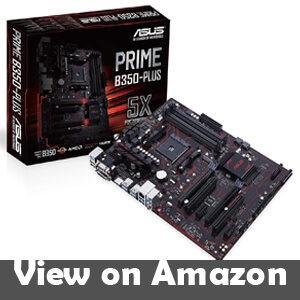 ASUS Prime B350-Plus AMD Ryzen Motherboard