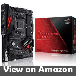 ASUS ROG Crosshair AMD Ryzen 2 ATX X470 Motherboard