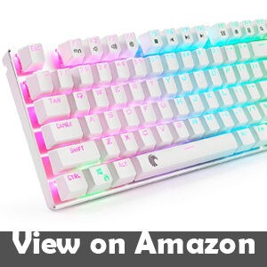 E-Element Z-88 60% RGB Mechanical Gaming Keyboard