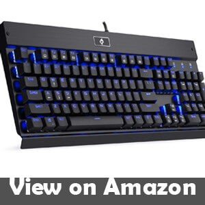Eagletec KG010 Mechanical Keyboard for Gaming