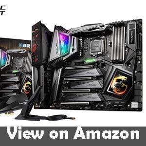 MSI MEG Z390 GODLIKE LGA1151 Gaming Motherboard
