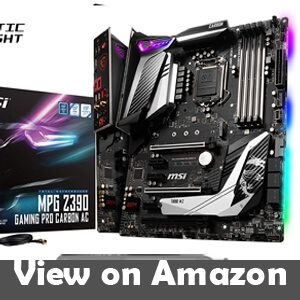 MSI MPG Z390 Gaming PRO Motherboard