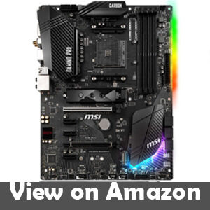 MSI Performance Gaming AMD Ryzen ATX Motherboard
