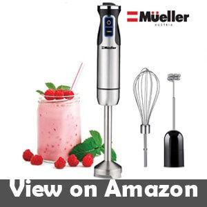 Mueller Austria Ultra-Stick 500 Watt 9-Speed
