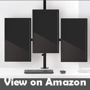 best 32 triple monitor mount
