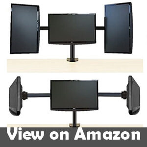 best triple monitor stand for 27 inch