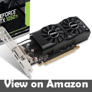 best low profile graphics card for 240w psu