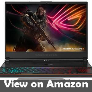 best light gaming laptop under 1500