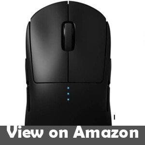 best budget wireless gaming mouse fingertip grip