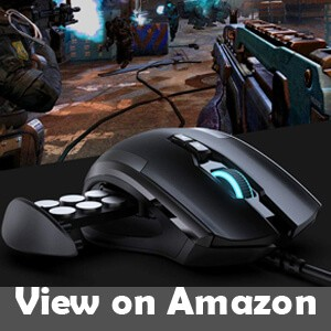 best claw fingertip grip mouse