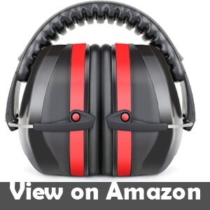 best lawn mowing hearing protection headphones