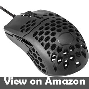 best mouse for fingertip grip large hands