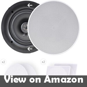 best budget wall mount speakers