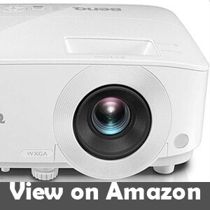 best lcd projector under 500