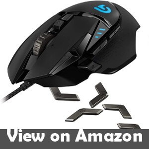 best logitech mouse for overwatch