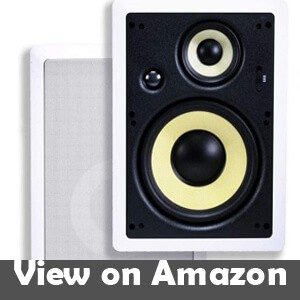 best vintage wall mount speakers