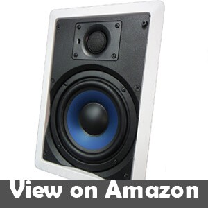 best wall mount home theater speakers