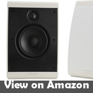 best wall mount speakers review
