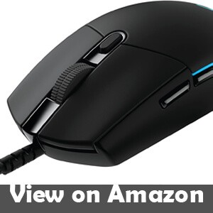best wired mouse for overwatch