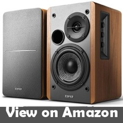 best active bookshelf speakers under 200
