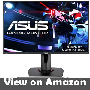 best asus gaming monitor under 300