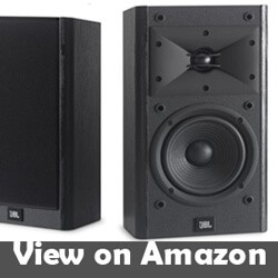 best powered bookshelf speakers under $200