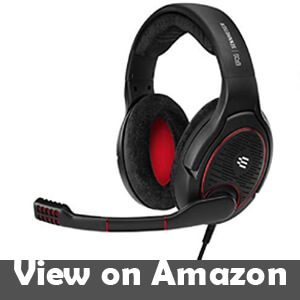 best type of headphones for gaming open back